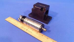 West Wind 1091 3 Air Bearing High Speed Spindle Cnc Mill Engraving Grind Motor
