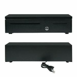 Pos Cash Drawer 4bill 5bill 5coin Tray Compatible With Star And Epson Printers