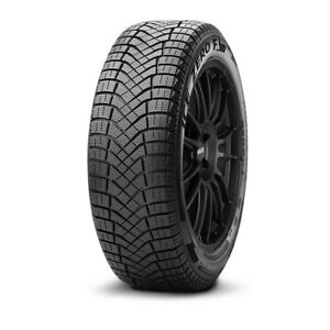 2 New Pirelli Winter Ice Zero Fr 225 65r17 106t Xl Studless Winter Tires