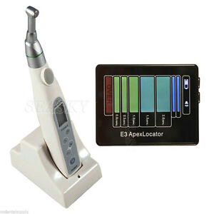 Dental Apex Locator Root Canal Finder Endodontic Endo Motor Handpiece 16 1