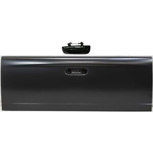 Tailgate Kit For 2002 08 Dodge Ram 1500 Tailgate And Smooth Black Handle 2pc