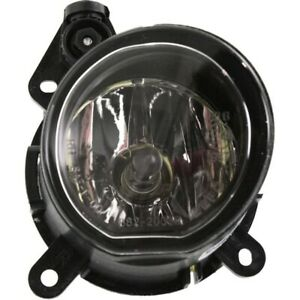 Clear Lens Fog Light For 2002 08 Mini Cooper Rh Plastic Lens W Bulb