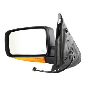 Power Mirror For 2003 2006 Ford Expedition Front Driver Side Heated