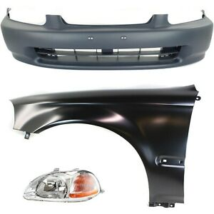 New Auto Body Repair Coupe Sedan For Honda Civic Ho1000172 Ho1240143 Ho2518101