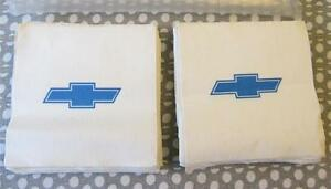 Vintage Chevrolet Dealer Napkins Real Deal Used In 60 S 70 S Chevy Events Cool