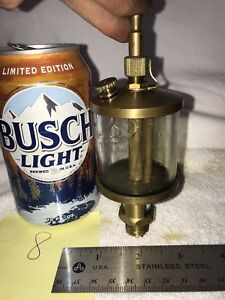 Oiler Lubricator Hit Miss Gas Engine 3 8 Steam Engine