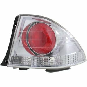 Halogen Tail Light For 2004 2005 Lexus Is300 Sedan Right Outer Clear