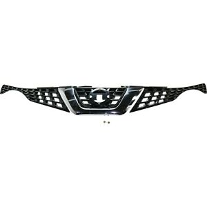 Capa Grille Grill For Nissan Juke 2015 2017 Ni1200276c