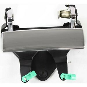 New Tailgate Handle Outer For Ram Truck Chrome Dodge 1500 2500 3500 1994 2002