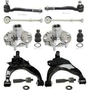 Control Arm Kit For 96 2002 Toyota 4runner Front Left And Right 4wd 12pc