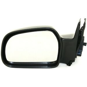 Manual Mirror For 1999 2004 Chevrolet Tracker Base Model Driver Side Paintable