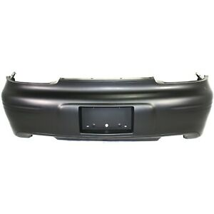 Bumper Cover For 1997 2003 Pontiac Grand Prix Gt Gtp Models Rear Plastic Primed