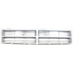 4249803 Ch1200107 New Grille For Ram Truck Dodge D150 Ramcharger W250 D250 W150