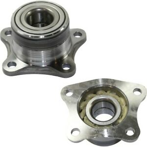 Rear Wheel Bearing Driver And Passenger Side For Toyota Camry Lexus Es300 Rx300