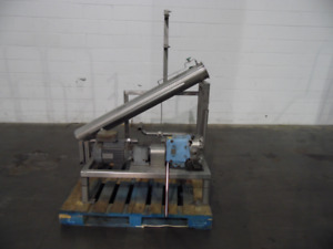 Wright 1 1 2 5 Hp Positive Displacement Pump 15566