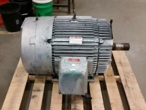 Reliance Electric Duty Master P4og4550a 100 Hp Motor