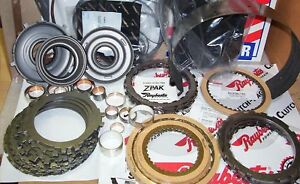 700 700r4 4l60 1985 1986 Master Rebuild Kit Raybestos Zpak And Transtec Overhaul