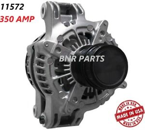350 Amp 11572 Alternator Chrysler Dodge Jeep High Output New Hd Performance 3 6l