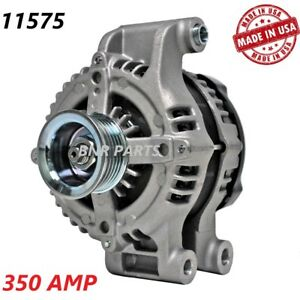 350 Amp 11575 Alternator Chrysler Dodge Jeep High Output New Hd Performance 5 7l