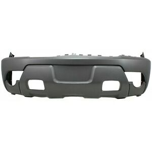 Front Bumper Cover For 2003 2006 Chevy Avalanche 1500 W Body Cladding Textured