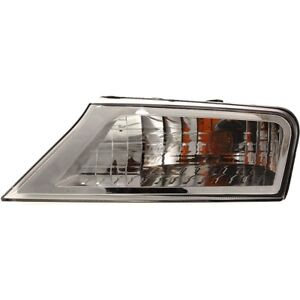 Parking Light For 2008 2012 Jeep Liberty Driver Side Fits 2008 Jeep Liberty