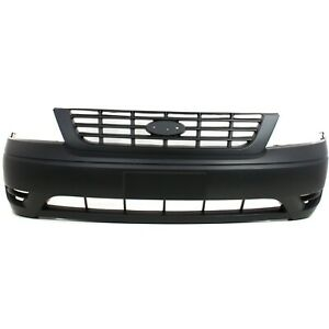 Front Bumper Cover For 2004 2007 Ford Freestar Primed