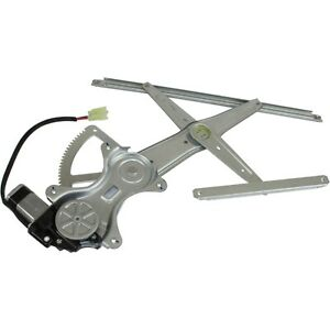 Power Window Regulator For 2003 2008 Toyota Matrix Front Right With Motor