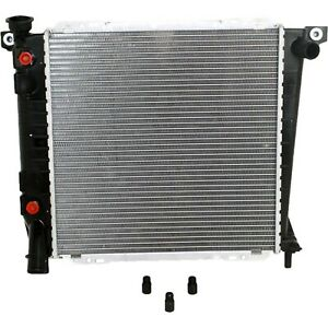 Radiator For 90 94 Ford Ranger 91 94 Explorer W hd Cooling 2 Row 6 cyl