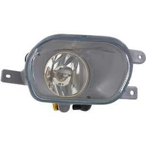 Clear Lens Fog Light For 2003 14 Volvo Xc90 Rh Plastic Lens W Bulb
