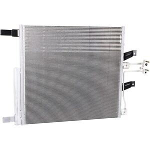 Ac Condenser For 2012 2017 Ram 1500 2013 Ram 2500 3500 With Receiver Drier
