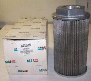 New Argo hytos Hydraulic Suction Filter Element As 080 81