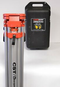 Cst Lasermark Self leveling Rotary Laser Lm800gr W Remote Detector