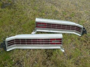 1969 Buick Electra 225 Tail Lights Pair