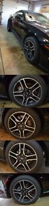 2018 18x8 Ford Mustang Wheels And Tires