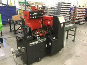 Amada Model Cm400 Circular Saw New 2005