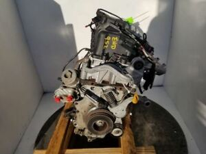 Engine 1 6l Convertible With Supercharged Option Fits 02 08 Mini Cooper 12647377