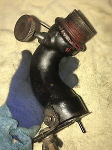 8 Hp Hercules Economy Carburetor Carb Fuel Mixer Hit Miss Gas Engine Tractor