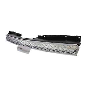 Grille For 2007 2014 Chevrolet Tahoe 2007 2013 Avalanche Upper Chrome Plastic