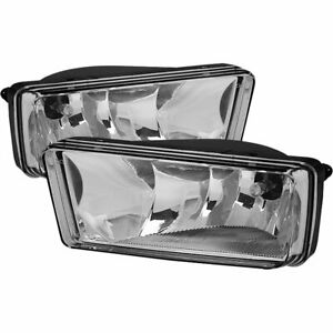 Spyder 5043238 Fog Light For 2008 2011 Chevrolet Silverado 1500 Complete Set