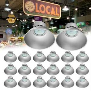 20x30w Watt Led High Bay Light Lamp Warehouse Shop Shed Factory Industry Fixture