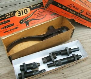 STEEL LymanIdeal 45 ACPAuto 310 Tool reloading tong hand loading