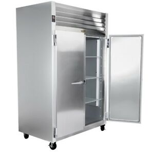 Traulsen 52 G Series Commercial Refrigeration Unit Stainless Steel