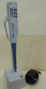 Biohit Proline 50 1000 l Single Channel Electronic Pipette With Charging Stand
