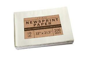 Teikis Newsprint Paper Sheets Quality Newspaper Paper For Moving Packing