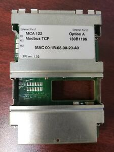 Modbus Tcp Mca 122 Used
