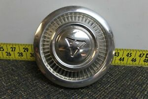 Mopar Oem 10 Dog Dish Center Hub Cap 1969 71 Dodge Truck D100 Svm37