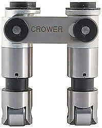 Crower 66275 16 Roller Lifters Sbc Offset