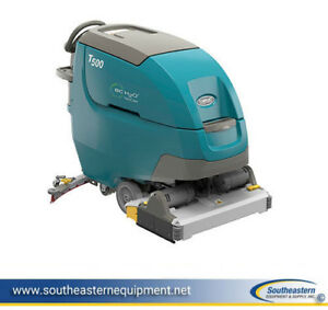 New Tennant T500 Walk behind Floor Scrubber 28 Cylindrical
