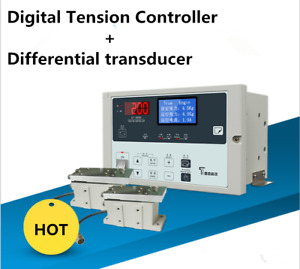 Precision Digital Tension Controller Magnetic Particle Tension Controller St 360