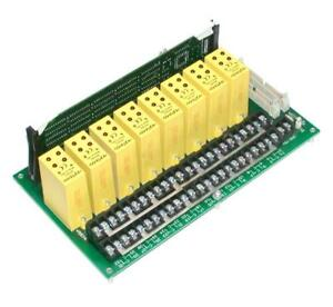Opto 22 Pb32hq Iac5q Solid State Relay Circuit Board W input Relays